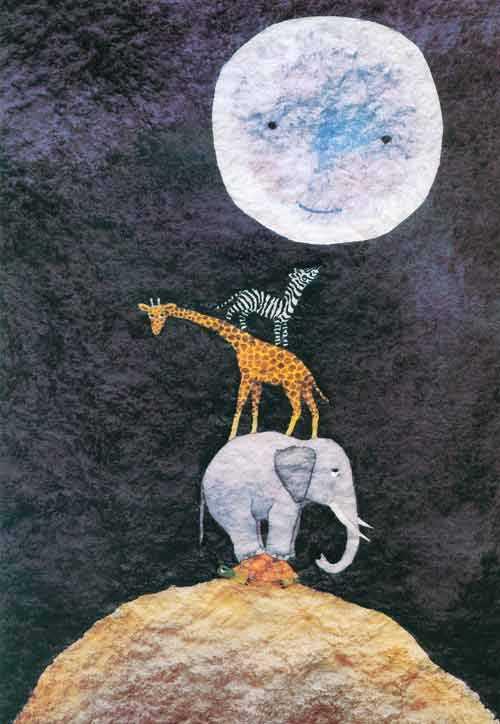 月亮的味道ppt下载 月亮的味道绘本故事下载ppt 当易网