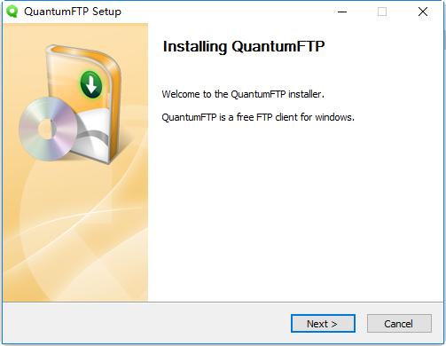 quantumftp(ptf软件) v1.66 最新版 0