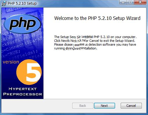 php for windows下载