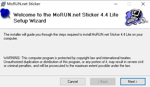 Sticker Lite