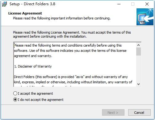 Direct Folders Pro