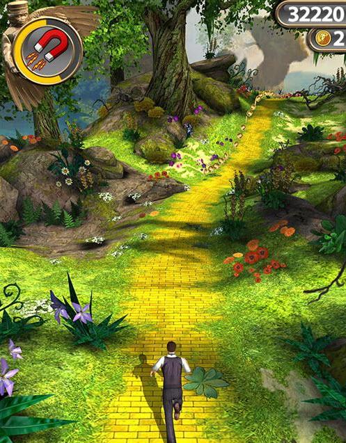 神庙逃亡之魔境仙踪游戏 v5.6.0 安卓版0