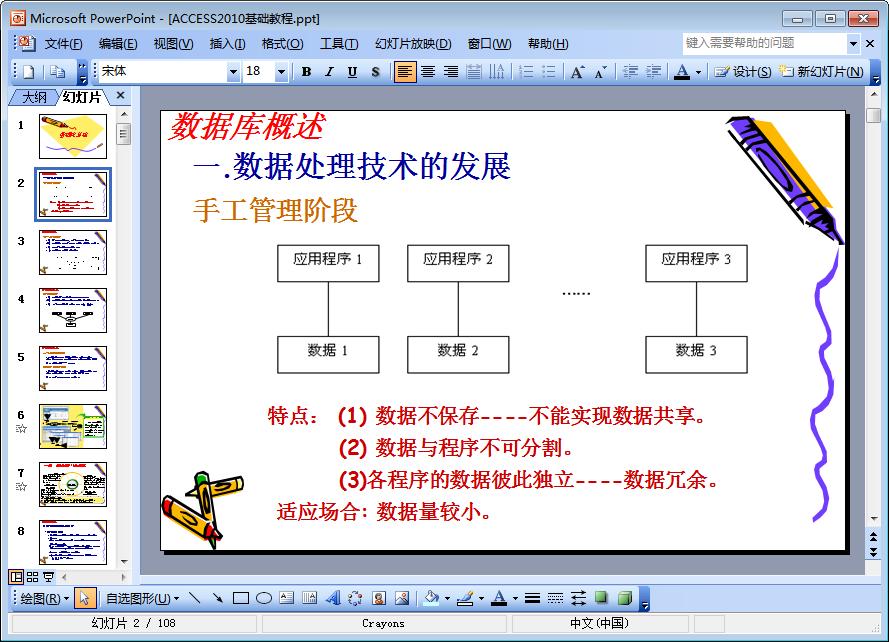 access2010教程
