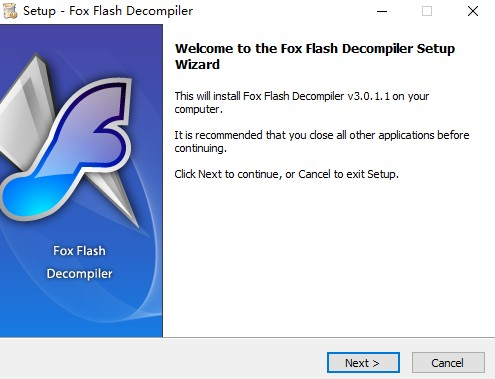 Fox Flash Decompiler v3.0 绿色版 0