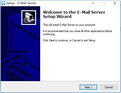 e-mail server下载