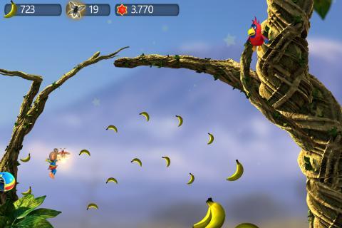 丛林酷跑大冒险 v1.04.26.1 安卓版3