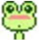 青蛙QQ表情包