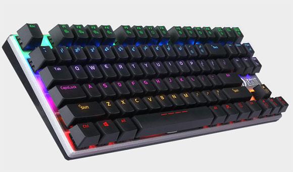 达尔优87机械合金版2键盘驱动