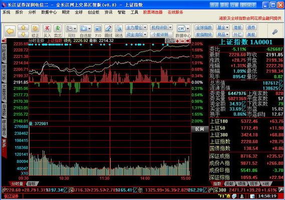长江证券个股期权全真交易软件