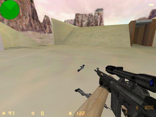 反恐精英cs1.6捡枪地图 免费版 0