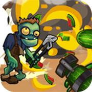 植物大战僵尸射击游戏