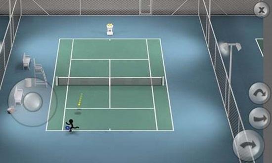 火柴人网球手机版