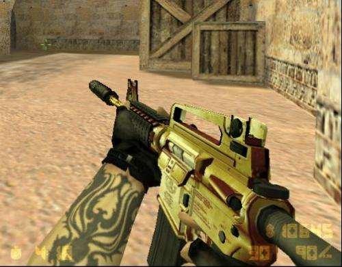 cs1.6枪械模型包  0