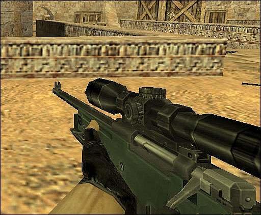 cs1.6枪械补丁