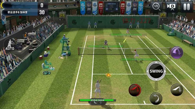 网球大师手游破解版 v2.13.2481 安卓无限版0