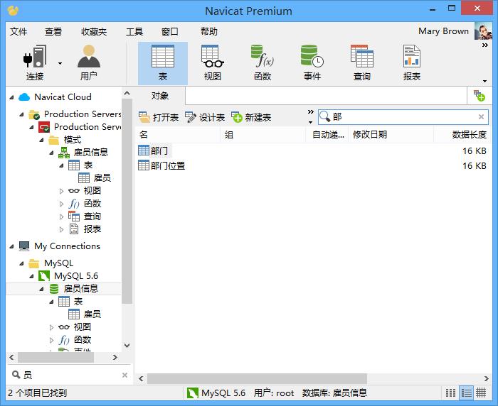 Navicat premium中文版 64位 1