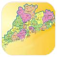 广东省地图全图高清版