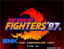 拳皇97街机游戏