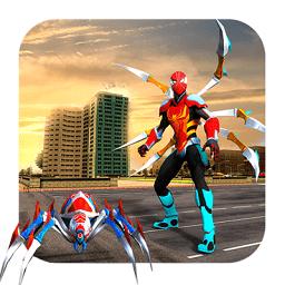 蜘蛛侠机器人战争中文破解版