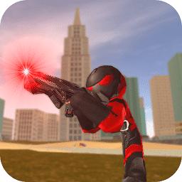 飞跃自我火柴蜘蛛侠英雄2游戏免费版v2.17 安