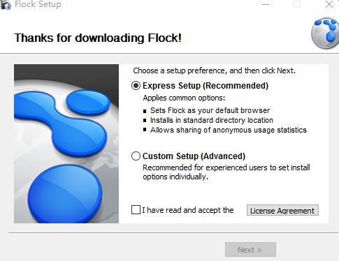 Flock浏览器 v3.5.3.4641 免费版0