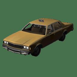 出租车驾驶任务游戏