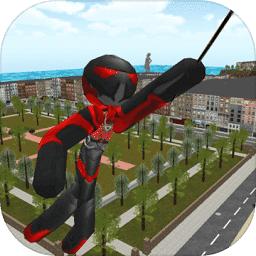 城市蜘蛛人英雄无限金币版