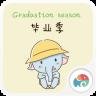 可爱小象成长梦象壁纸