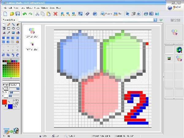 IconCool Studio(图标制作工具) v7.70 官方最新版 0