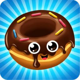 甜甜圈工厂手游