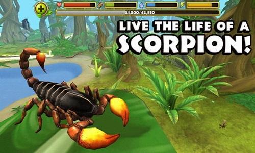 蝎子模拟器破解版 v1.30 安卓无限生命版 1