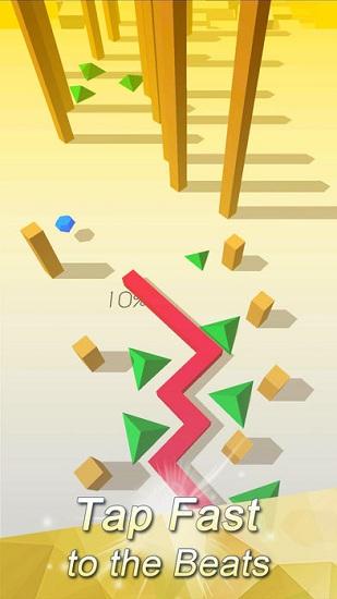 跳舞的线迷宫手机游戏 v2.0.7 安卓版 1