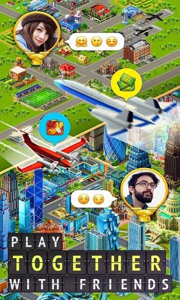 8 安卓版  1,建立机库和跑道,把飞机开到世界最远的角落 2,解锁新的关