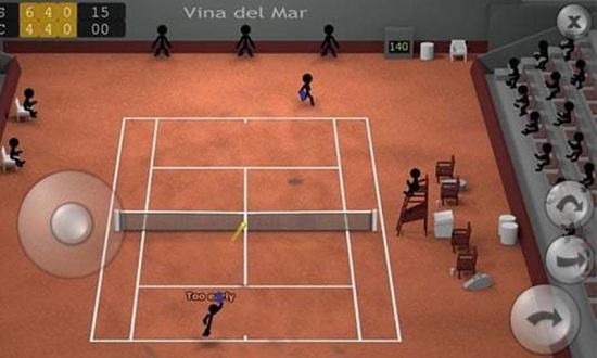 火柴人网球中文破解版 v1.9 安卓版1