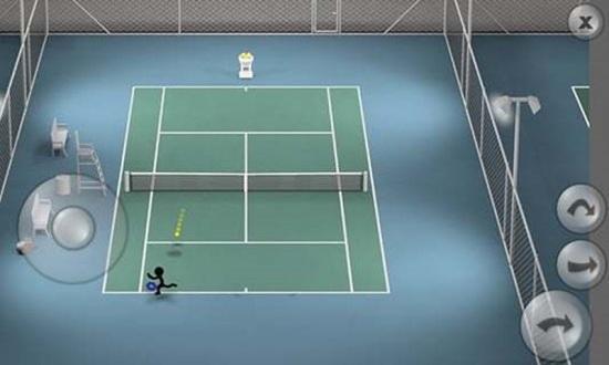 火柴人网球中文破解版 v1.9 安卓版2