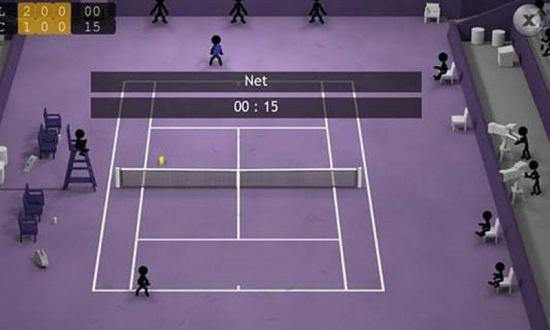 火柴人网球中文破解版 v1.9 安卓版4
