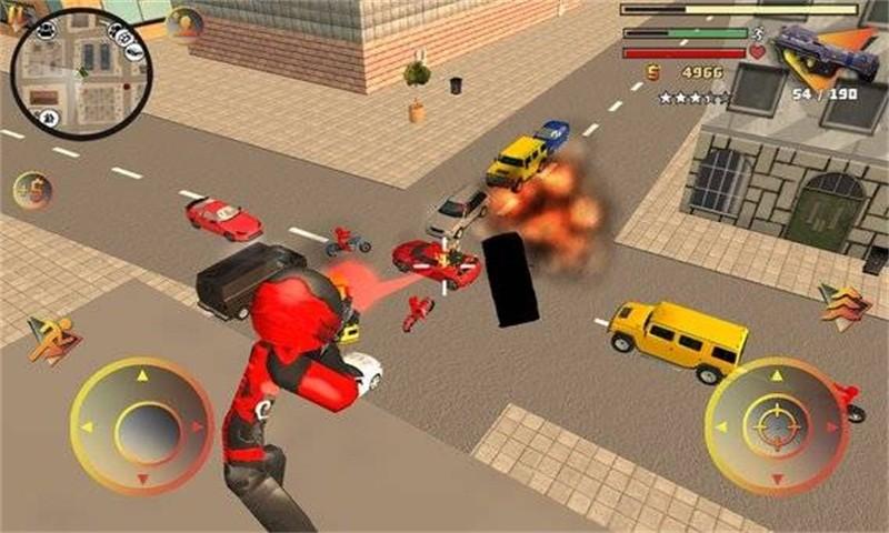 火柴人绳索英雄2联机游戏 v3.0.0.8 安卓最新版1