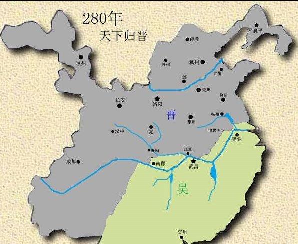 三国地图 组图