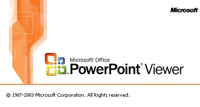 PowerPoint Viewer 2003(PPT播放器)