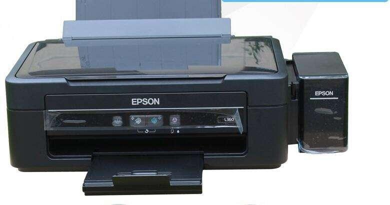 爱普生epsonl360驱动