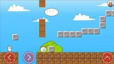 猫版超级玛丽游戏 v1.0.4 安卓版1