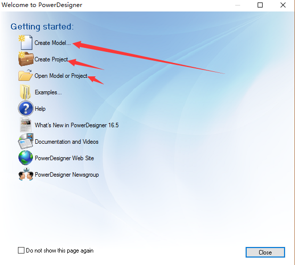 PowerDesigner最新版本 v16.5.0.3982 免费版 2