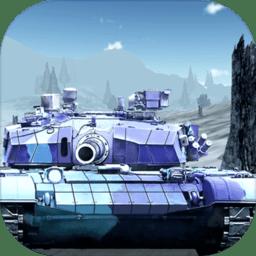 坦克竞赛中文破解版(Tank Biathlon)
