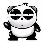 熊猫烧香QQ表情包