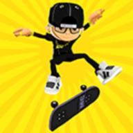 史诗滑板无限金币版(epic skater)