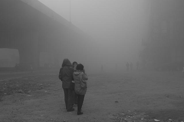雾霾图片素材 截图0