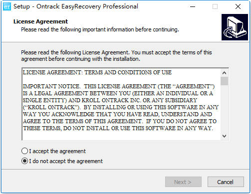 EasyRecovery Home易恢复个人版 v11.1.0.0 免费版 0