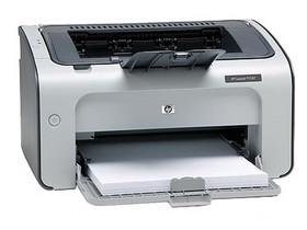 惠普HP LaserJet P1007 打印机驱动