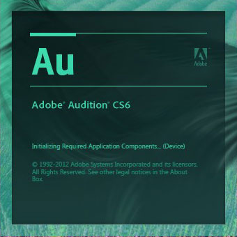 audition cs6�h化破解版 v5.0 安�b版 0