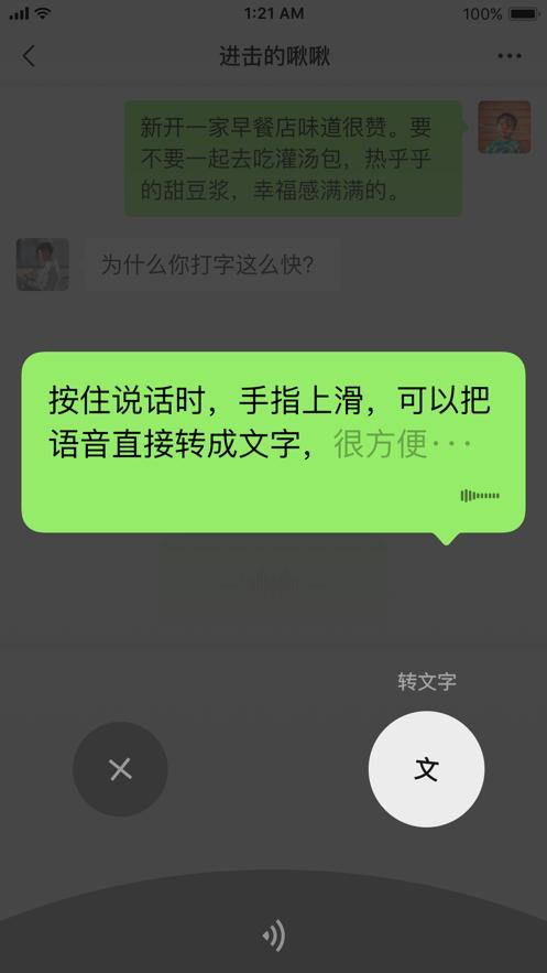 微信苹果版2020 v7.0.10 iphone最新版 3